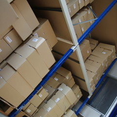 entrepôt - stockage