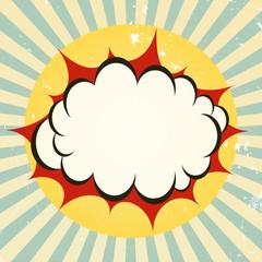 Vector bursting explosion