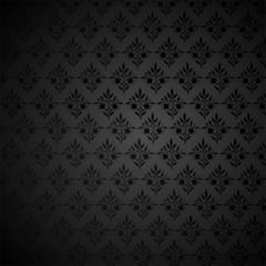 Luxurious black velvet wallpaper seamless