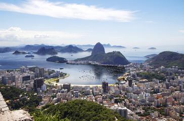 Rio de Janeiro. General view of the city.