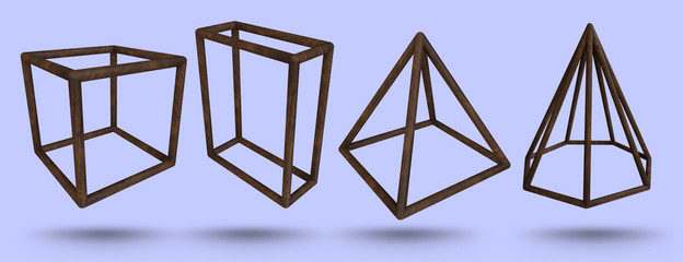 3D elements for design