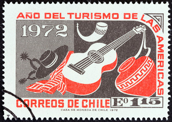 Folklore and Handicrafts (Chile 1972)