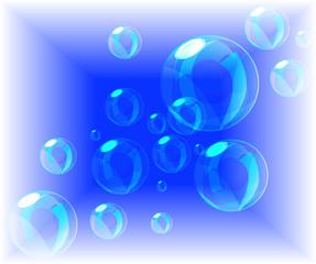 bubbles in the box