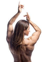 girl bodybuilder