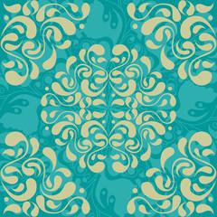 Seamless Oriental Pattern