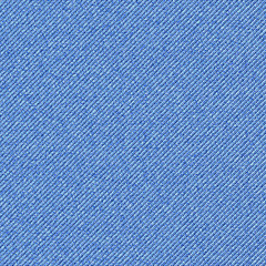 Seamless texture of blue denim diagonal hem.