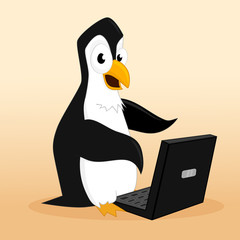 Computer Penguin
