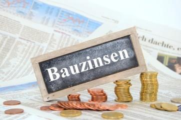 Bauzinsen