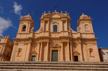 Noto Basilica di San Nicolò