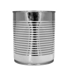 cylindrical can