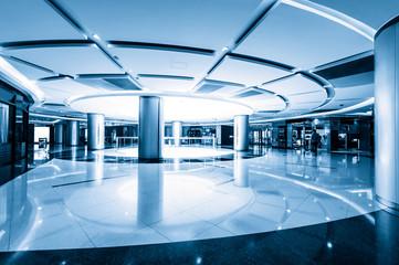 interior - shopping hall