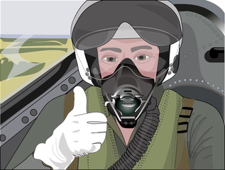 Profession pilot