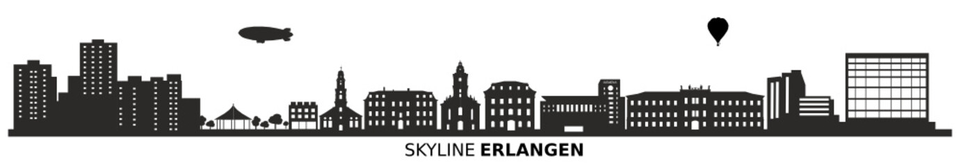 Skyline Erlangen