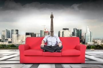 Parigi in testa