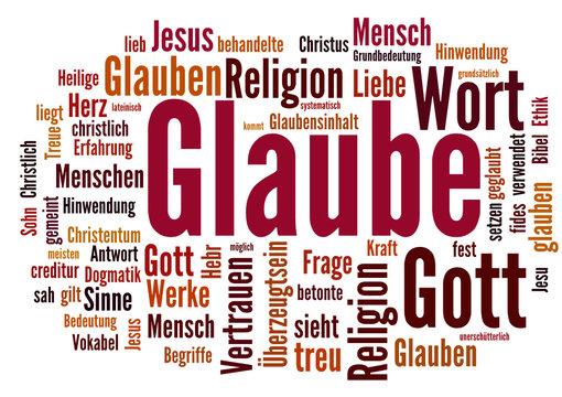 Glaube (Religion, Gott)
