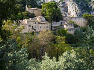 Oppede-le-vieux, Provence