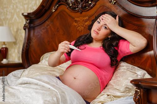 Волосатые беременные фото