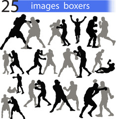 25 images boxers