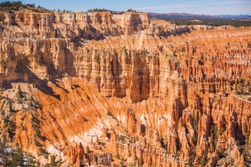 Wall Mural - Bryce National Park Lands