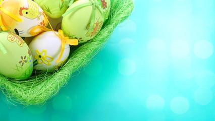 Obraz Easter decoration - fototapety do salonu