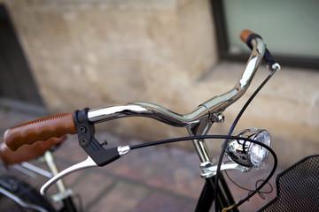 Guidon de vélo urbain
