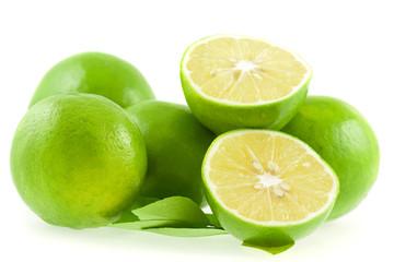 citron vert pour ti-punch antillais