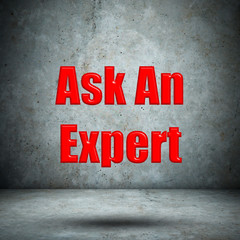 Ask An Expert on concrete wall
