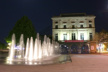 Belfort Place Corbis Théâtre Granit
