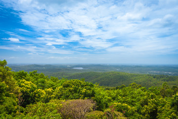 View to Kondalilla National Park, Australia