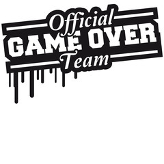 Official Game Over Team Steampel