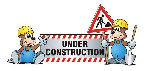Bears Under Construction
