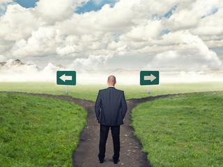 man decision