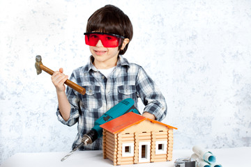 boy repairman