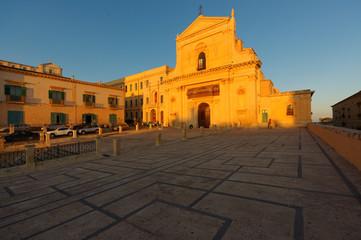 Noto Chiesa del San Salvatore