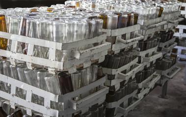 Cuba factory of rum
