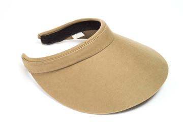 brown visor