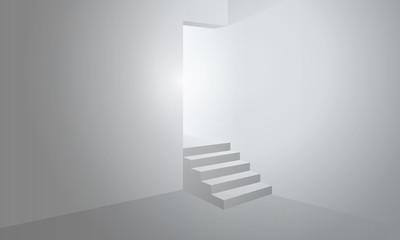 Piece escalier