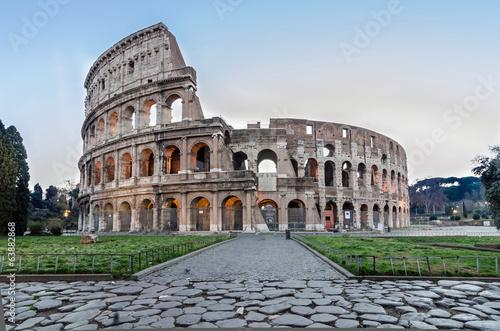 Wall mural Colosseo