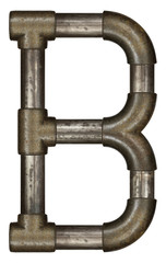 Pipe letter