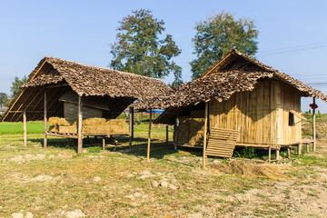Old Thai House , Lanna Style
