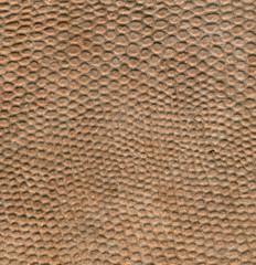 Snake leather skin imitation (python, boa) - inner surface