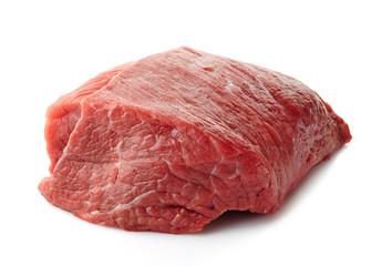Deurstickers Vlees fresh raw meat