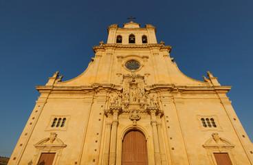 Ferla Chiesa di San Sebastiano