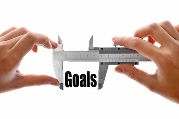 Measuring goals