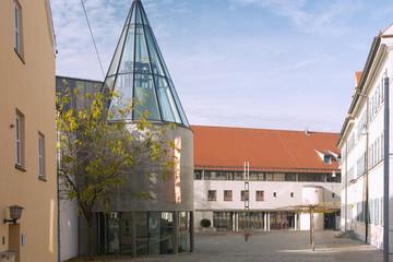 Fotomurales - Allgäu, Kaufbeuren, Kunsthaus Kaufbeuren