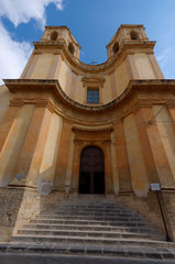 Noto Chiesa di Montevergine