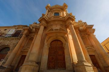 Noto Chiesa di San Domenico