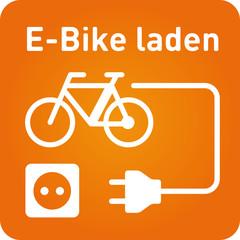 Button E-Bike Laden