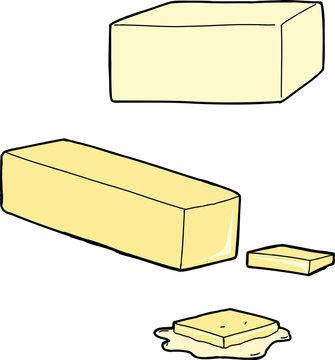 Butter Cartoons