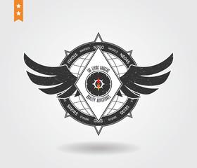 Travellers badge 2